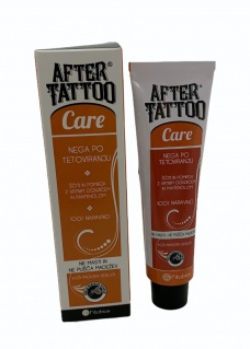 Aftertattoo care